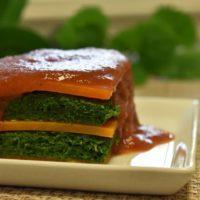 Lasagnas sin harina